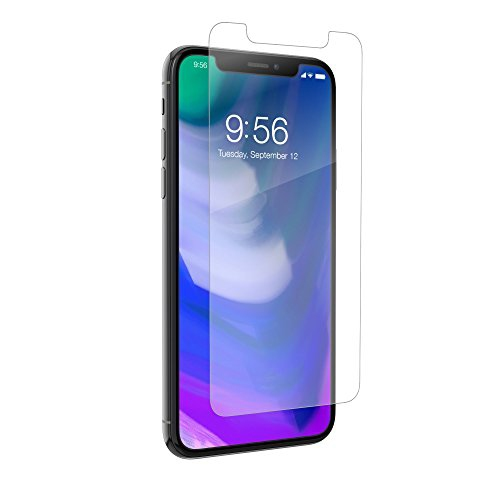 best website 46be1 8b1f5 ZAGG Invisible Shield HD Dry Film Screen Protector The Apple iPhone X