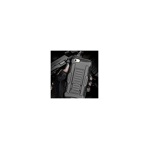 new concept c80d7 7c61c Cocomii Robot Armor iPhone 6S Plus/6 Plus Case NEW [Heavy Duty] Premium  Belt Clip Holster Kickstand
