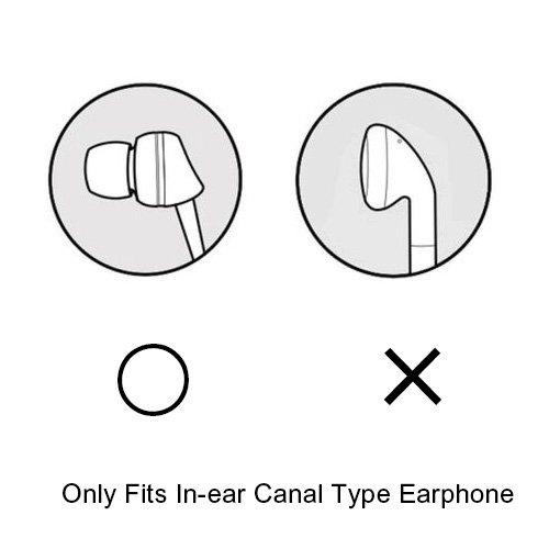 Cord Wrap for 3.5mm Apple EarPod Earbud Earphone White Tainada Earphone Case