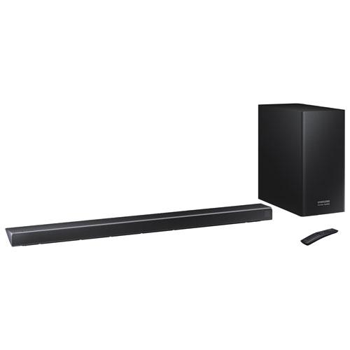 Samsung HW-Q70R/ZC 330-Watt 3.1.2 Channel Sound Bar with Wireless Subwoofer