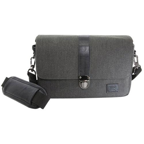 Roots 73 Uptown Digital SLR Camera Bag - Grey/Black