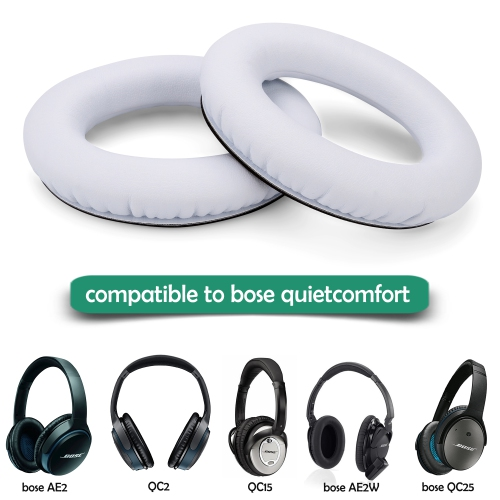 ab8bec85f4b Replacement Earpads Bose WADEO Earpad Cushion for Bose Quietcomfort  2,QC2,Quiet Comfort 15,QC15,QC25,AE2,AE2i,AE2w White | Best Buy Canada