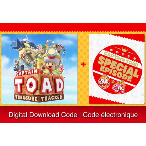 Captain Toad: Treasure Tracker & Special Episode Bundle - Digital Download