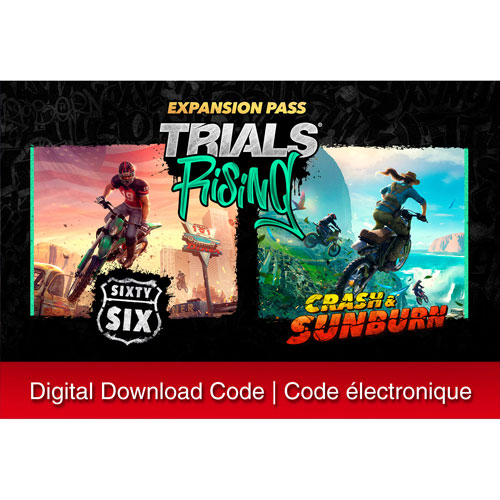 Trials Rising Expansion Pass - Digital Download