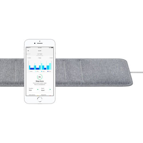 Withings Sleep Tracking Pad with Sensor WSM02-All-US