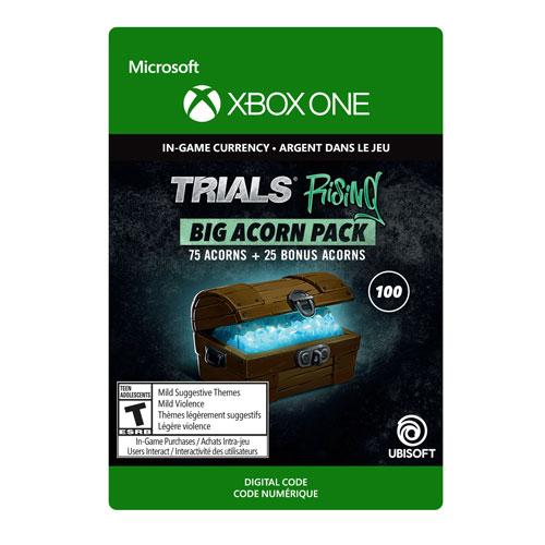 Trials Rising 100 Acorn Pack - Digital Download