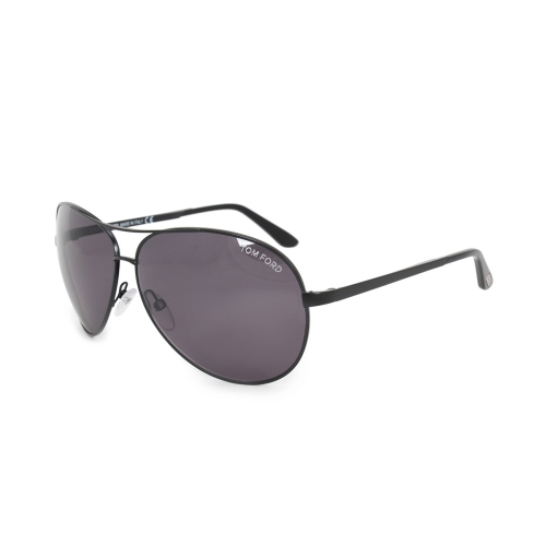 cf81619a69 Tom Ford Charles Aviator Sunglasses FT0035 0BR 62