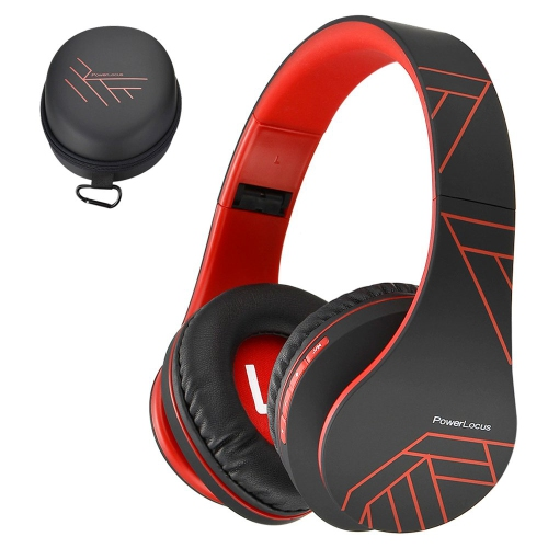 ae96180f640 Bluetooth Over-Ear Headphones, Wireless Stereo Foldable Headphones Wireless  and Wired with Built-in Mic, Micro SD/TF, FM | Best Buy Canada