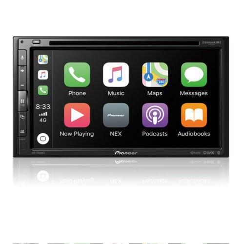 "Pioneer AVH-2500NEX Multimedia DVD Receiver with 6.8"" Display, Apple CarPlay, Android Auto"