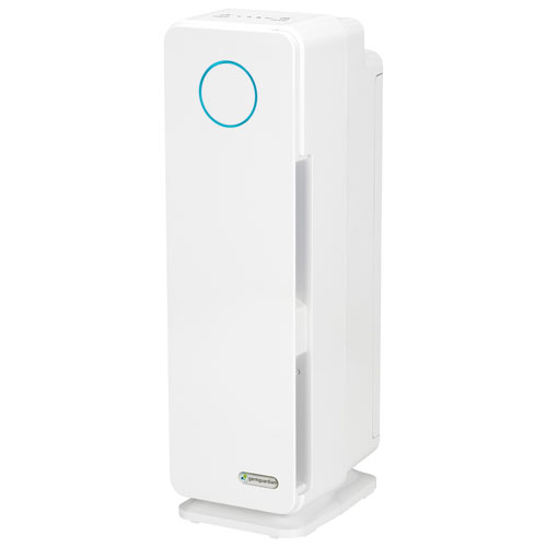 GermGuardian Elite 5-in-1 Pet Air Purifier with HEPA Filter - White