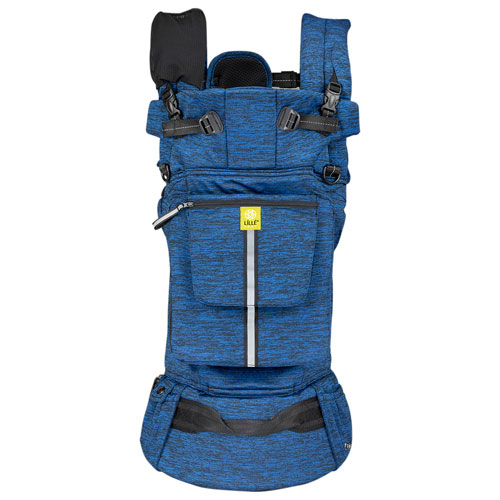 LILLEbaby Pursuit Pro Baby Carrier - Heathered Sapphire