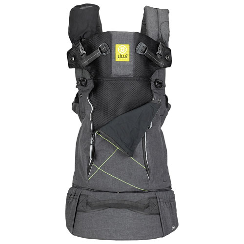 LILLEbaby Pursuit All Seasons Baby Carrier - Graphite