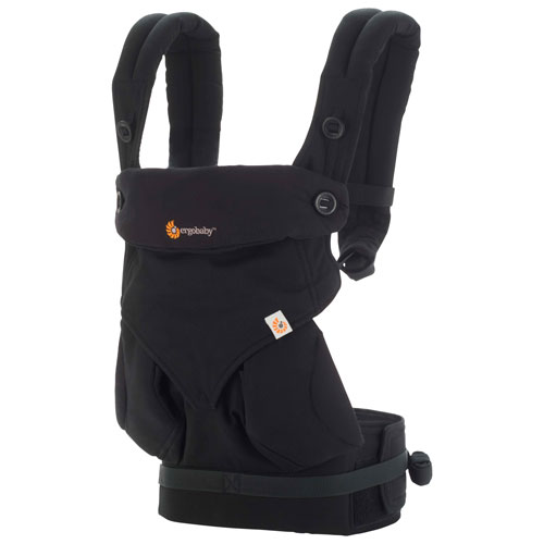 Ergobaby 360 Four Position Baby Carrier With Easy Snug