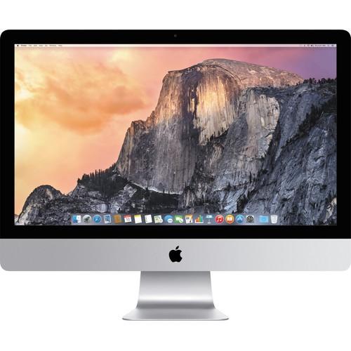 Apple iMac Z0QX 4.0 GHz Core i7 / 8GB / 3TB FD + 128GB SSD - Refurbished - A Grade