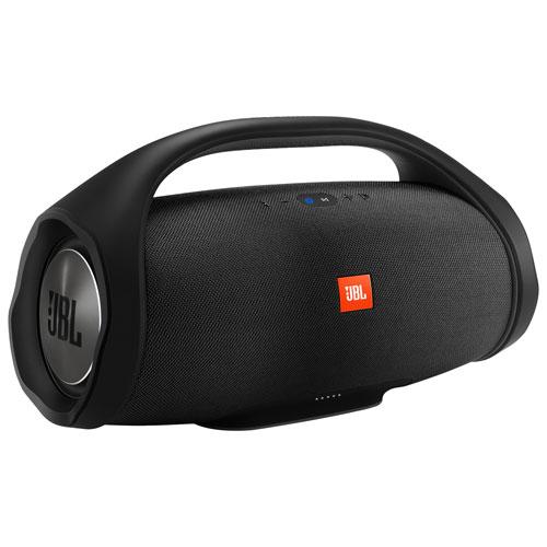 JBL Boombox Waterproof Bluetooth Wireless Speaker - Black JBLBOOMBOXBLKAM