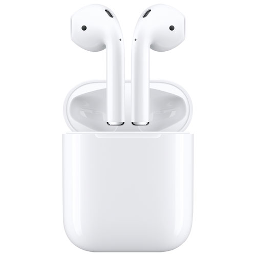 Apple AirPods In-Ear Truly Wireless Headphones (2019)