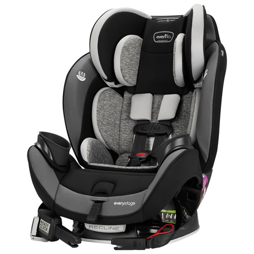 Evenflo 39212241C EveryStage Deluxe Convertible 3-in-1 Car Seat - Canyons