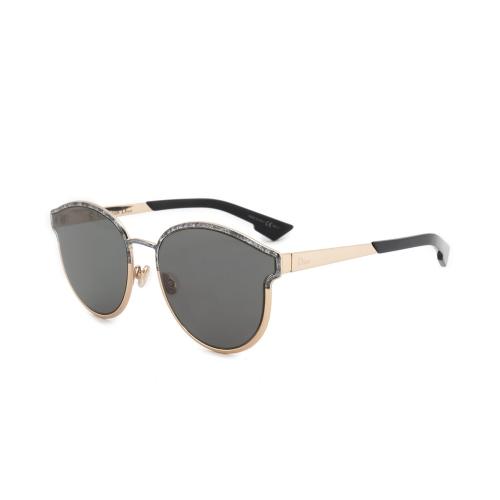 18251abb1a Christian Dior Symmetric Round Sunglasses GBY2K 59