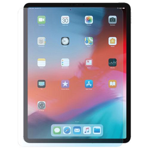 Protecteur d'écran en verre de Tucano Milano Italy pour iPad Pro de 12,9 po