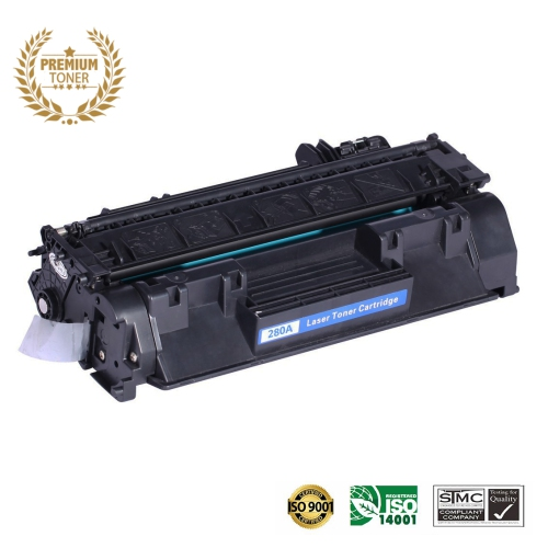 LuckyOne™ New HP 80A (CF280A) (Compatible with HP 05A CE505A) Black Toner  Cartridge Online Only!