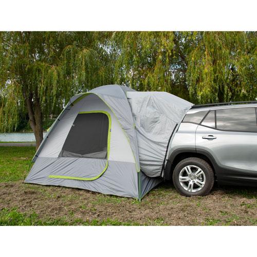 Tente de VUS pour 5 personnes Backroadz de Napier - Gris/Vert