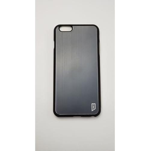 Coque iStore en aluminium pour avions, pour iPhone 6 / 6s, noir