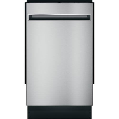 Lave-vaisselle encastrable 47 dB 18 po cuve en acier inoxydable Profile de GE - Inox