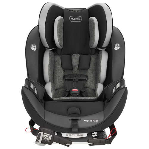 Evenflo 39212236C Everystage Deluxe Convertible 3-in-1 Car Seat - Crestland