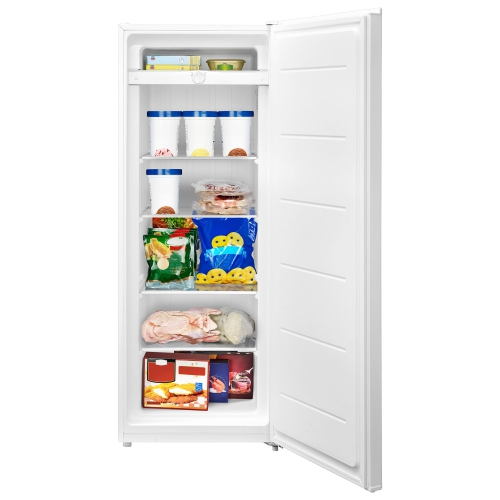 Insignia 7 Cu Ft Upright Freezer White Only At Best Buy Best Buy Canada