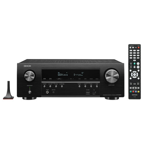 Denon AVRS750H 7.2 Channel 4K Ultra HD Network AV Receiver