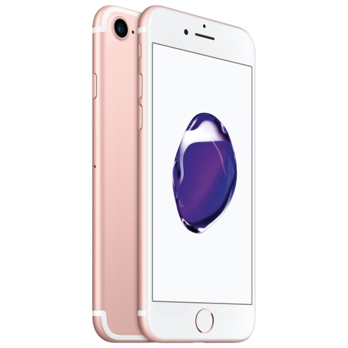 Apple iPhone 7 32GB Smartphone - Rose Gold - Unlocked - Manufacturer Certified Refurbished