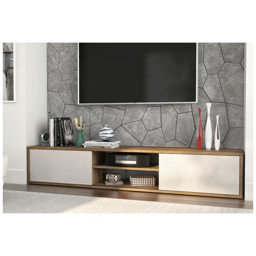 Fom 78 Tv Stand Rustic Brown Sandstone Best Buy Canada