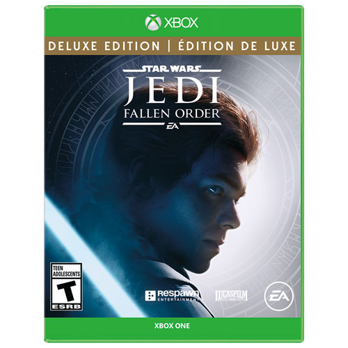 Star Wars Jedi: Fallen Order Deluxe Edition (Xbox One)