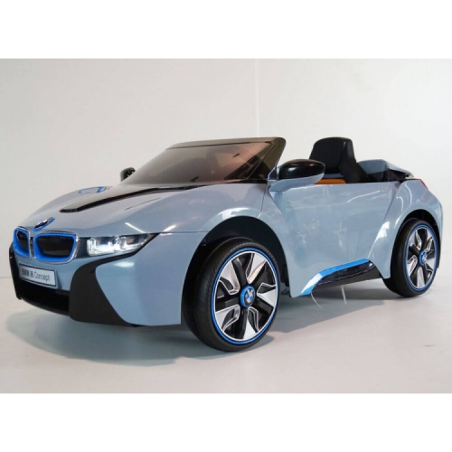 12v Bmw Newest Model Licensed I8 Concept Kids Ride On Toy Car Battery Remote Control Leather Seat Music Lights