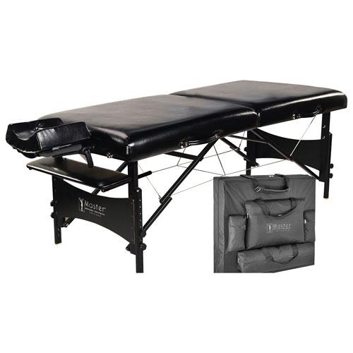 Table de massage portative de 30 po Galaxy de Master