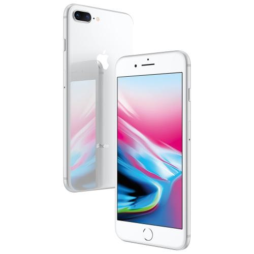 Apple iPhone 8 Plus 64 Go Téléphone Intelligent - Argent - Déverrouillé - Occasion certifié