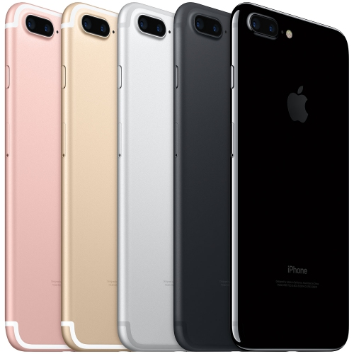 Apple Iphone 7 Plus 256gb Smartphone Black Unlocked Certified Refurbished Best Buy Canada