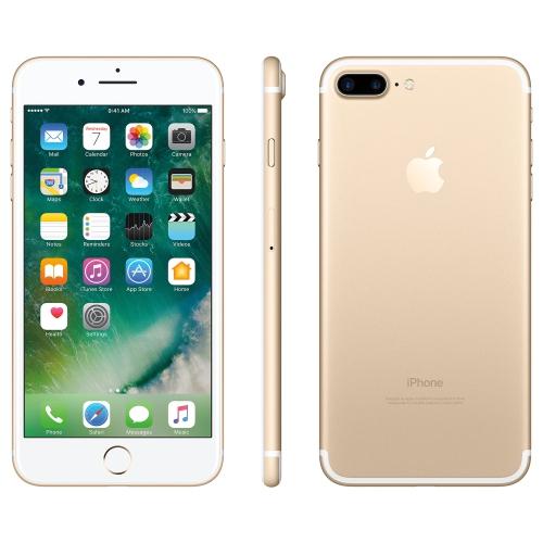 Apple iPhone 7 Plus 256GB Téléphone Intelligent - Or - Déverrouillé - Certifié remis à neuf par le fabricant