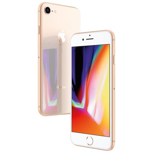 Apple iPhone 8 64 Go Téléphone Intelligent - Or - Déverrouillé - Certifié remis à neuf