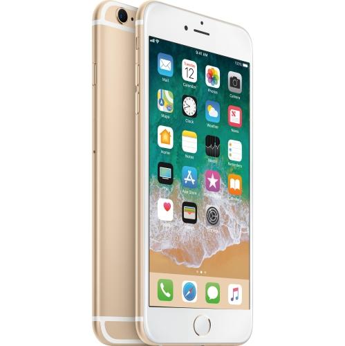 Apple iPhone 6s Plus 16 Go Téléphone Intelligent - Or - Déverrouillé - Remis à neuf