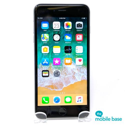 Apple iPhone 6s Plus 16 Go Téléphone Intelligent - Gris cosmique - Déverrouillé - Boîte ouverte