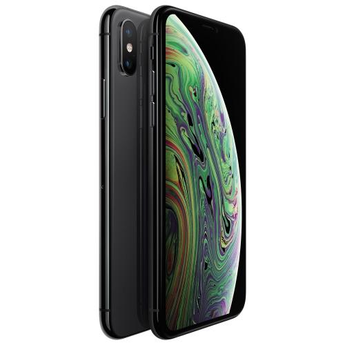 Apple iPhone XS Max 64GB Smartphone - Space Grey - Unlocked - Certified Refurbished