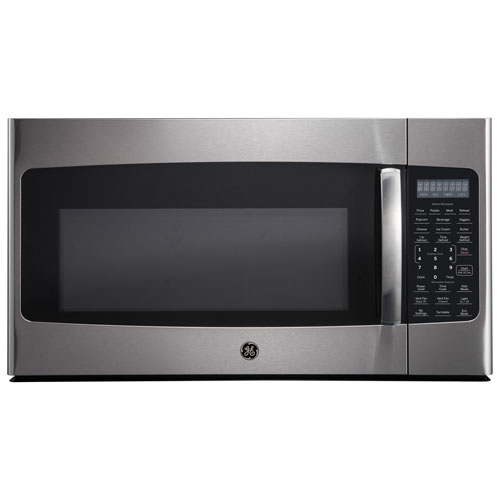 Ge Over The Range Microwave 18 Cu Ft Stainless Steel Best