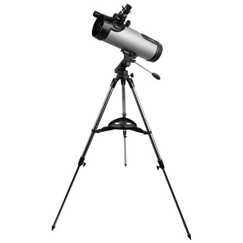 Télescope de Newton en fibre de carbone de 114 x 500 mm de National Geographic