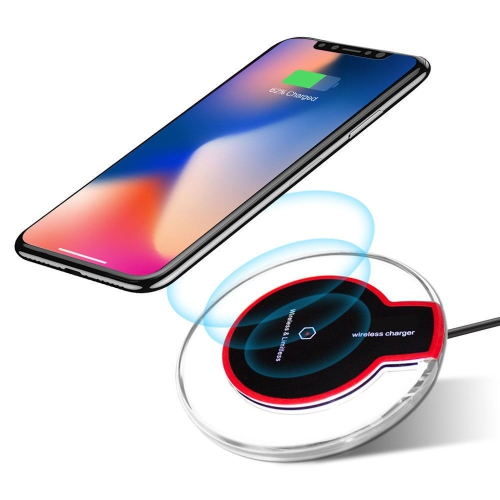 best shoes wide range 100% top quality Chargeur sans Fil Rapide, Qi Chargeur à Induction, Fast Wireless Charger  Compatible pour Samsung Galaxy Note 9 / S9 / S9+ / S8 / S7, iPhone XR/XS ...