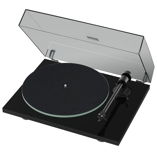 Pro-Ject T1-BTXB Belt Drive Turntable with Bluetooth