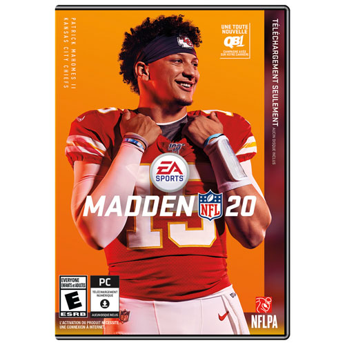 Madden NFL 20 - French