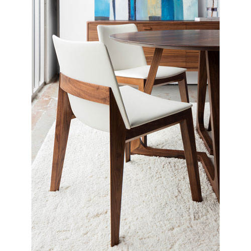 Dining Chairs Leather Modern Contemporary More Best Buy Canada
