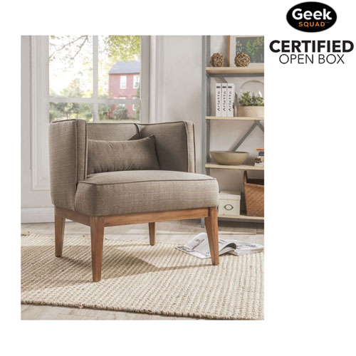 Leather Accent Chairs Metal Legs Caramel.Accent Chairs Fabric Polyster Leather And More Best Buy Canada