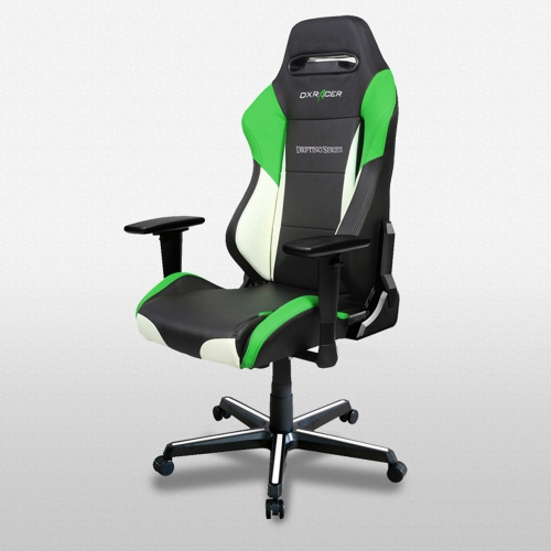 DXRacer Drifting Series OH/DM61/NWE Office Gaming Ergonomic Computer Chair  eSports Desk Chair with Free Cushions